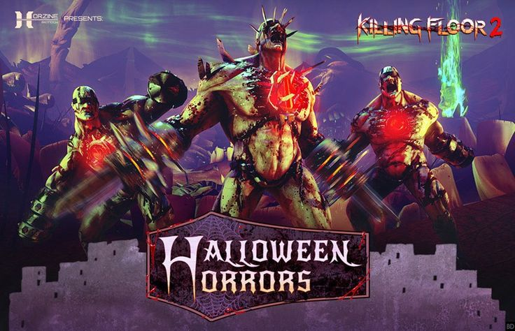 'Killing Floor 2' Reveals Its Halloween Horror Update For Killing Floor 2 players, Halloween is in full swing, as Tripwire Interactive have announced that the free new update to their horror FPS is now available on Steam and PlayStation 4, with the XBox One update hitting October 24th. The update entitled ...and more » #vrhalloween
