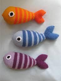 gehaakte vissen - Google Search