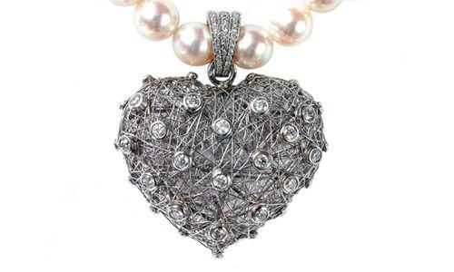 ♥ pendant by M. Varga