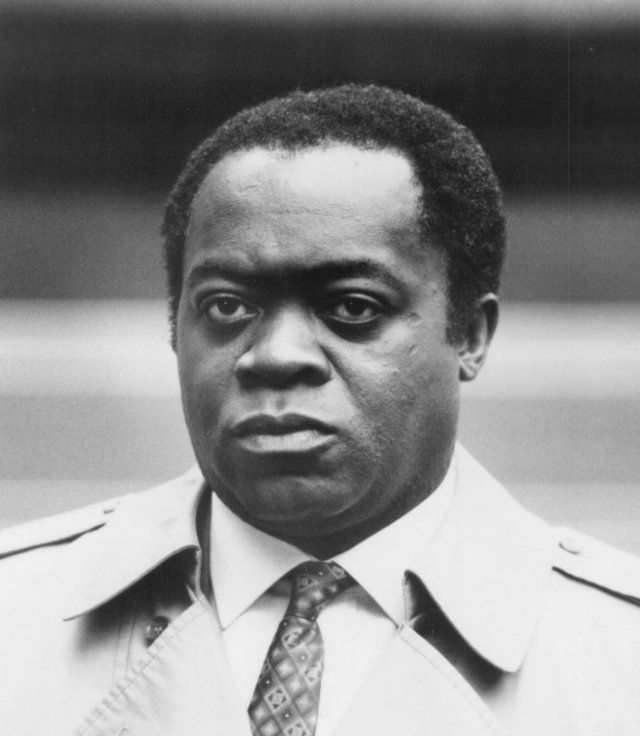 Actor Yaphet Kotto is the son of a crown Cameroonian prince. (Still from the film Midnight Run)