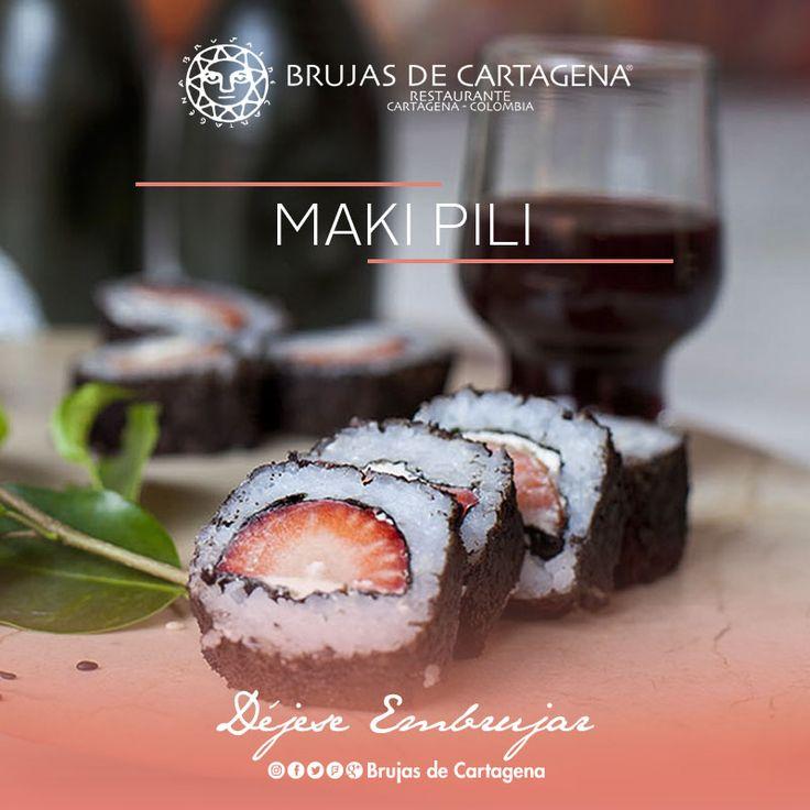Maki Pili Cocina Nikkei en Brujas de Cartagena  Cartagena, Colombia