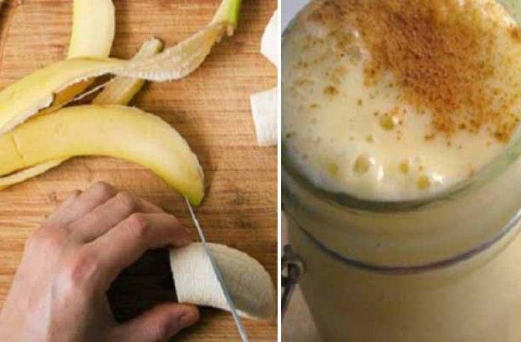 Βράσε Μπανάνα Και Κανέλα, Πιες Το Ζουμί Λίγο Πριν Τον Ύπνο Και Θα Μας Θυμηθείς! - Trollarw.gr
