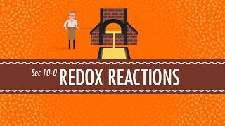 Redox Reactions: Crash Course Chemistry #10 http://ift.tt/2wMjv3t شرح كمياء عامة كورس باللغة الأنجليزية كيمياء كيمياء كراش كورس Chemistry  Crash Course 1