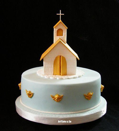 Torta con capilla