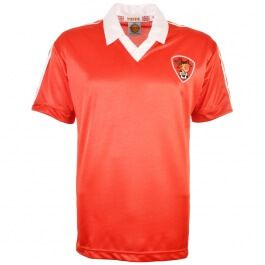 Bristol City 1976-1978 Home Retro Football Shirt Bristol City shirt as worn between 1976-1978 as City made their way back into the top flight for the first time in 65 years under the stewardship of manager Alan Dicks. http://www.MightGet.com/may-2017-1/bristol-city-1976-1978-home-retro-football-shirt.asp
