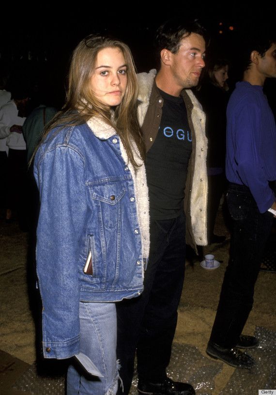Alicia Silverstone In The '90s Pretty Much Owned Our Wardrobes