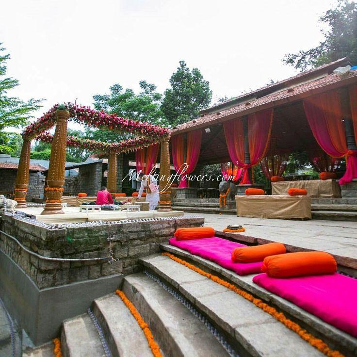 Tamarind Tree Outdoor Wedding Venues In Bangalore