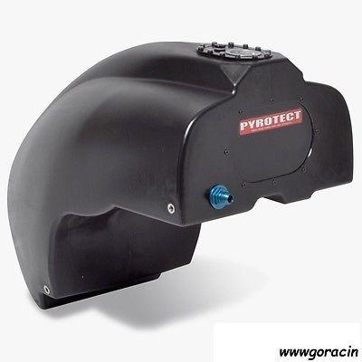 Pyrotect 28 Gallon Sprint Car Fuel Cell with Bladder-Pyrosprint-Beast-Maxim-XXX