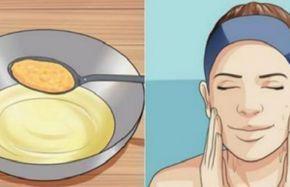Sbiancare il viso con solo 2 ingrediente: le rughe scompaiono come se non fossero mai esistite!
