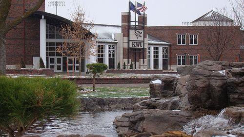 Kansas Wesleyan University   www.kwu.edu