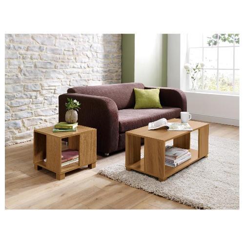Nico coffee table oak £29