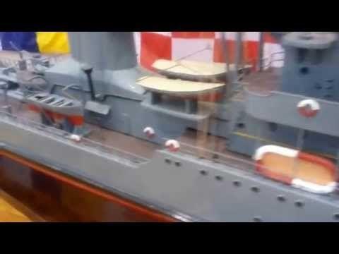 "Hall of Tradition - Polish Ship Models ""Navy"""