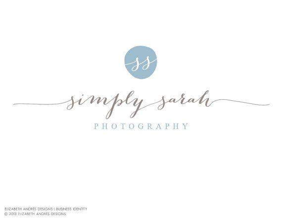 Business Logo Simply Sarah Photography Ss