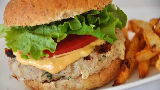 Easy turkey burger recipes