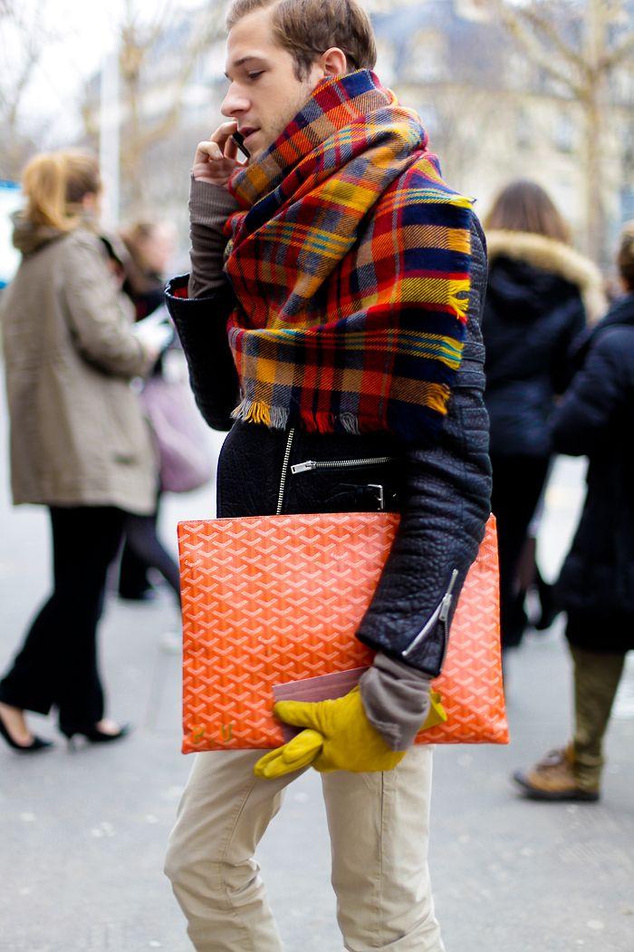 Men's Fashion ~ At Palais de Tokyo ~ Paris #PFW #Thefashionalists