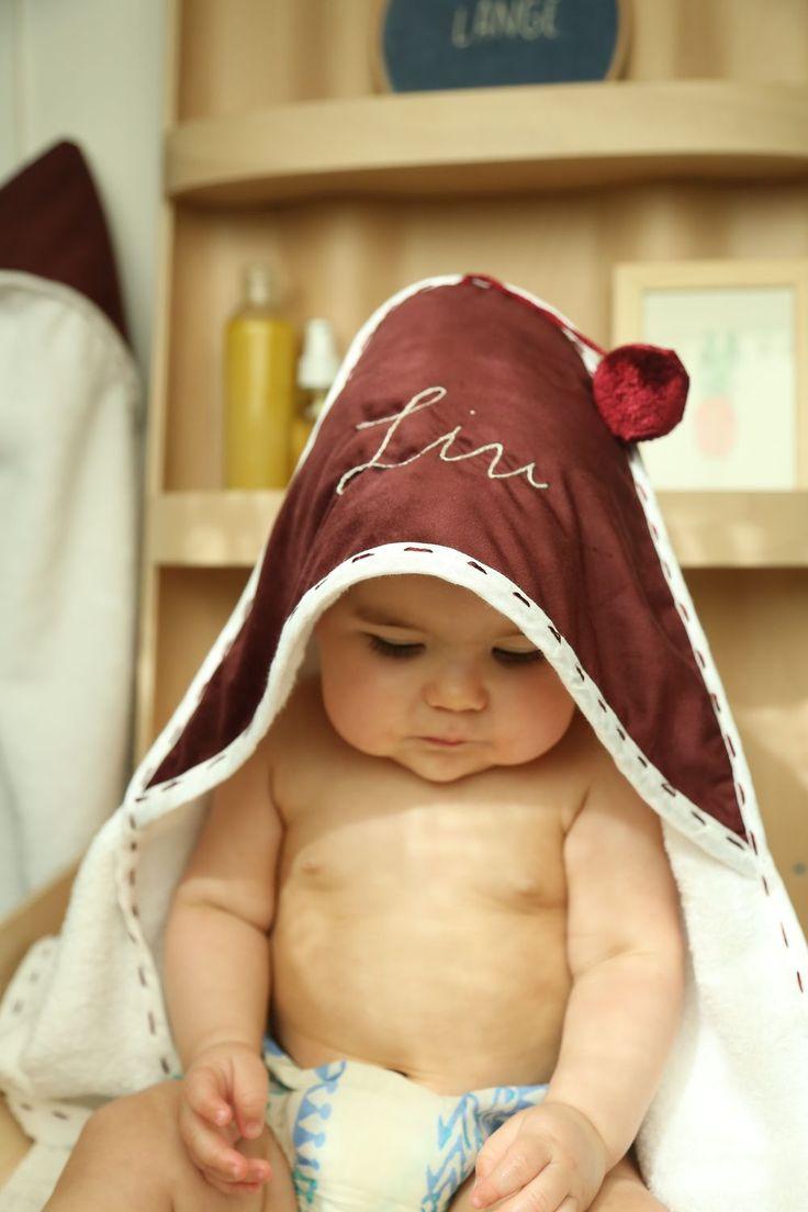 cape de bain collection Velvet Sienna