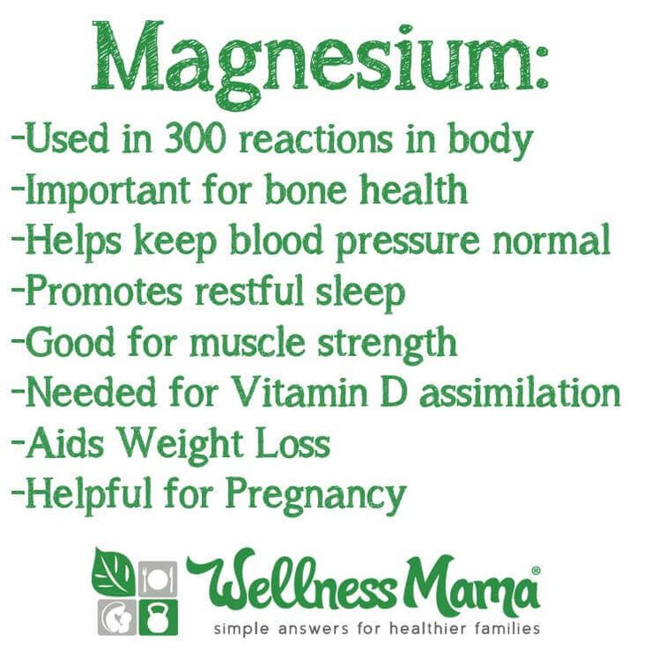 Which Foods Are High In Magnesium Oxide