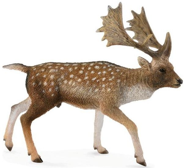 Authentic Hand Painted Model Collecta Wildlife Blackbuck Toy Figure