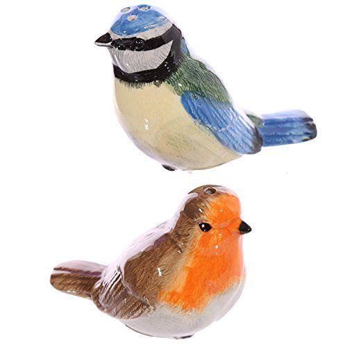 Salz-und Pfefferstreuer Set BRITISH BIRDS Subitodisponibile https://www.amazon.de/dp/B01BIWOFB8/?m=A105NTY4TSU5OS