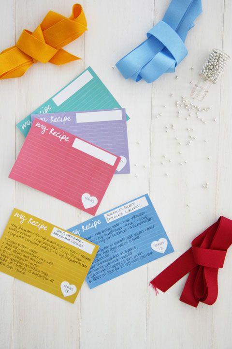 IHeart Organizing: UHeart Organizing: Last Minute Grocery Store Gift Box Ideas + FREE Printable!
