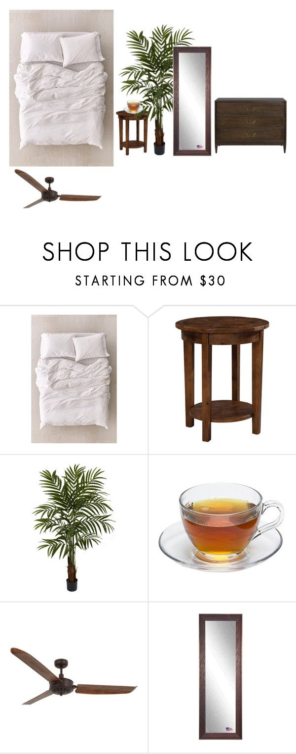 """""""Untitled #431"""" by dalyialashea on Polyvore featuring interior, interiors, interior design, home, home decor, interior decorating, Urban Outfitters, Alaterre, Nearly Natural and Lucci Air"""