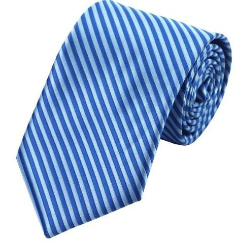 Stropdas Blue stripes