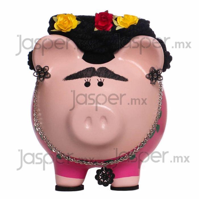 Alcancía de cerdito - Frida Kahlo
