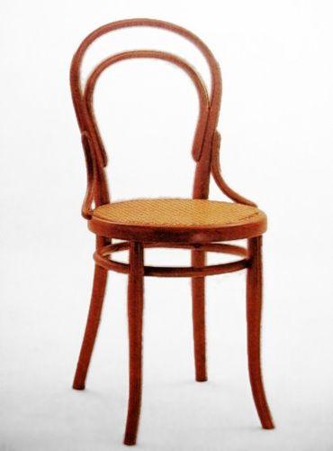 Michael Thonet 14 - Chaise n° 14 — Wikipédia