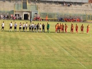 Lega Pro, Catanzaro: travolto il Borgia con un netto 9-1