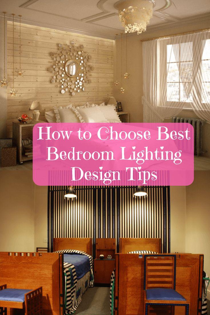 How to Choose Best Bedroom Lighting Design Tips #bedroomlighting