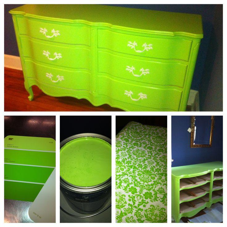 color for bathroom lime green painted paint pinterest. Black Bedroom Furniture Sets. Home Design Ideas