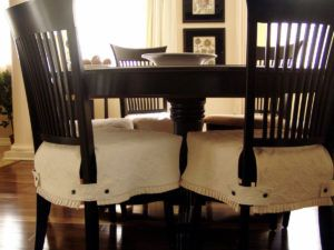 Best 25 Chair Seat Covers Ideas On Pinterest  Be Simple Dining Extraordinary Dining Room Chair Protective Covers Design Ideas
