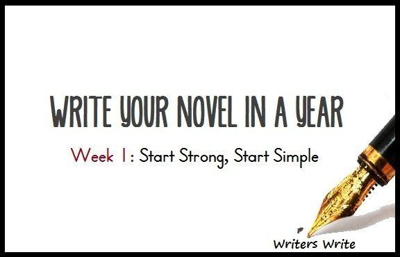 Start Strong, Start Simple - Writers Write