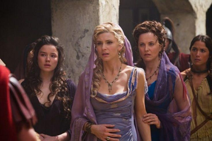 Seppia, Illithyia & Lucretia