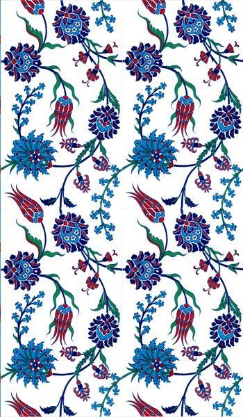 Turkish Tile - Karo                                                                                                                                                                                 More