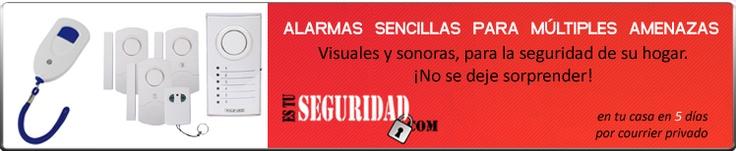 Tienda de ALARMAS de SEGURIDAD http://www.estuseguridad.com/alarmas.htm#.UZz3r6K-18E