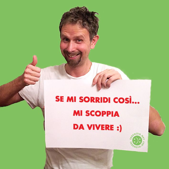 #81 #SorriderePerEssereFelici #SmileIsFashion www.felicementestressati.it