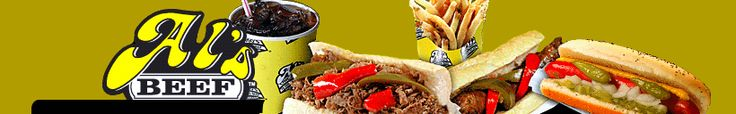 "From its humble beginning back in 1938, brother Al Ferreri and his sister and brother-in-law, Frances and Chris Pacelli, Sr. began developing what is known today as one of the ""Top 10 Sandwiches in America,"" a ""Chicago Food Legend"" and ""Chicago's #1 Italian Beef Sandwich,"" an honor bestowed upon it by Chicago magazine. The first Al's Beef franchise opened in Tinley Park, IL in the summer of 2001."