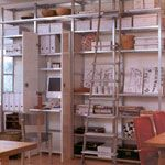 Transvorm Systeem Design | Metalen en RVS kasten - Metal Stainless Steel closets
