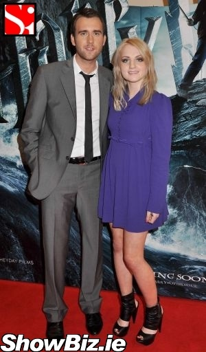 Neville & Luna (matthew lewis  lynch)