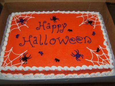 24 best cake inspiration images on Pinterest Halloween cake - cake decorations for halloween
