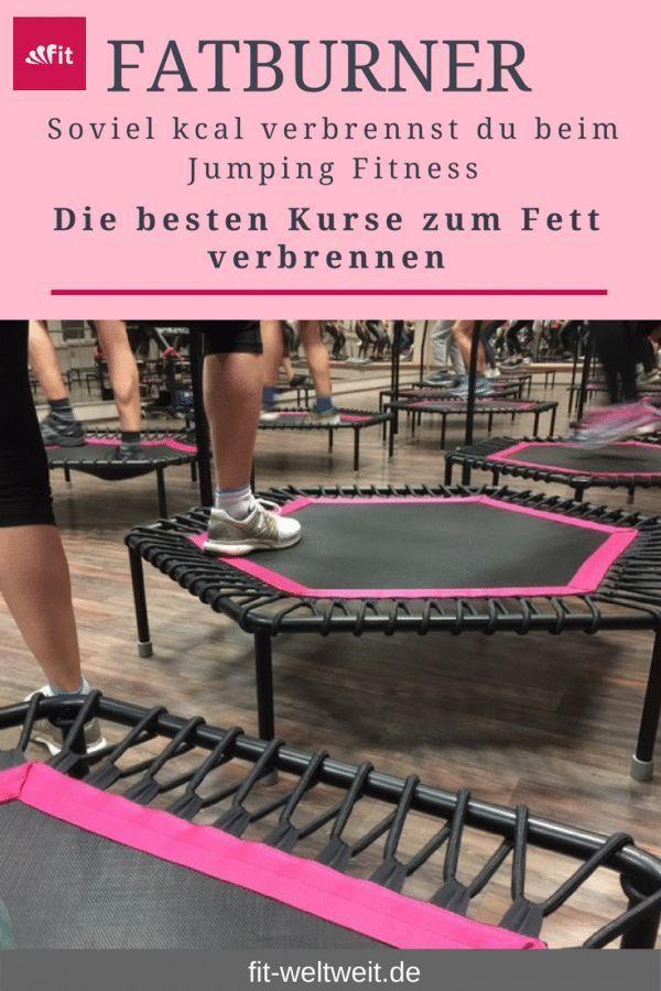 Fett verbrennen: Diese 5 Fitnesskurse verbrauchen 2019 am meisten kcal - Sport und Frauen