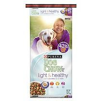Purina Dog Chow Light & Healthy (42 lbs.)