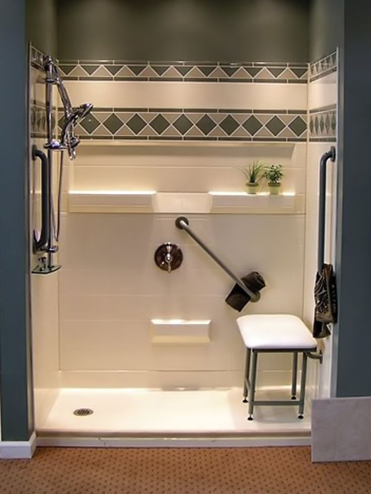 92 Best Showers For The Disabled Images On Pinterest