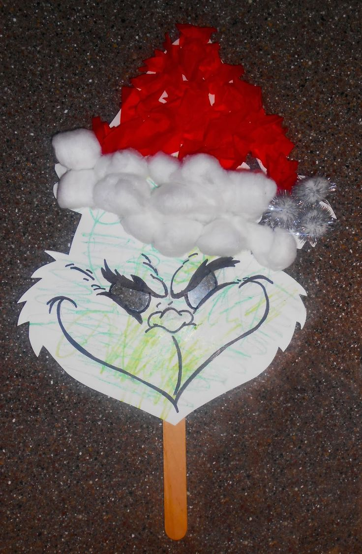 DIY Kids Grinch Mask | The Keeper of the Cheerios