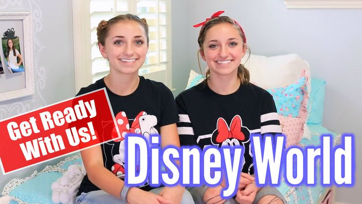 """""""Get Ready With Us"""" Disney World 