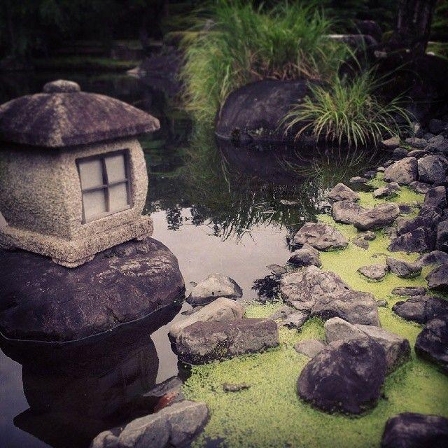 #kokoengarden #japanesegarden #himeji #himejicastle #water #lantern #peaceful #Beautiful #stones #itsinthedetails #detailsofjapan #fromagaijinseyes #worththetrip