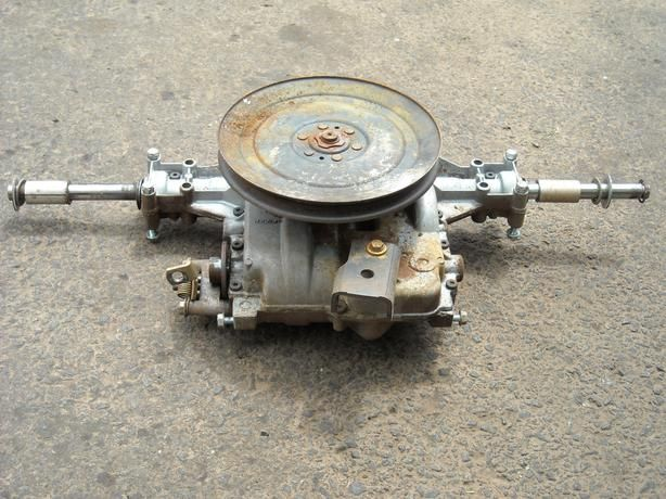 WANTED: Ride On Mower Transaxle Parts