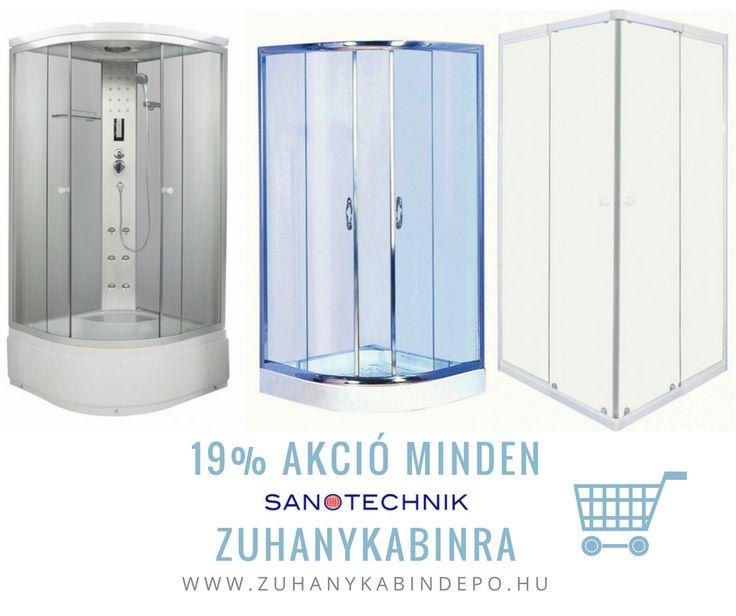 Hallottad már újabb zuhanykabin akciónk? 😉👍 #sanotechnik #zuhanykabin #akciószuhanykabin #hidromasszázszuhanykabin