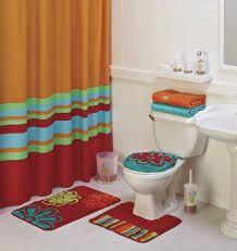 cortinas de tela para baño - Buscar con Google